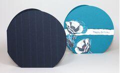 Savile Row 300gsm Circle Card Blanks