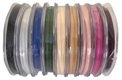3mm - Premium Quality Satin Ribbon (50m ROLL)