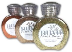 Nuvo Pure Sheen Glitter by Tonic (available in a range of colours)