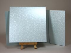 Comet and Precious Pearl Texture 148x148mm Pocketfolds