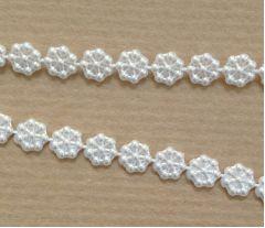 Pearls on a Roll - Mini Flowers 7mm
