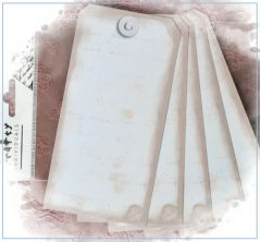 Large Tags - Shabby (5 pack)