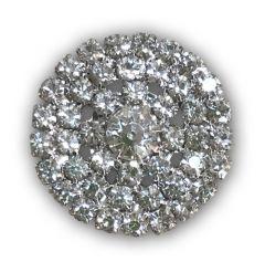 Crystal Cluster (25mm) Embellishment