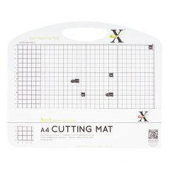 Xcut - A4 Self Healing Duo Cutting Mat - Black & White