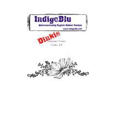 Anenome Corner - IndigoBlu Dinkie Stamp
