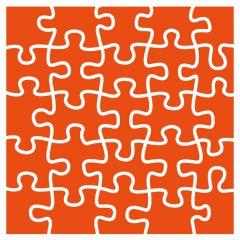 Marianne Design - Embossing Folder - Puzzle