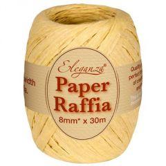 Eleganza - Paper Raffia - Available in a range of Colours