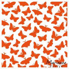 Marianne Design - Embossing Folder - Butterflies