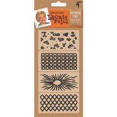 Patterns Rule - Leonie Pujol Embossing Folder Set