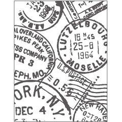 Stamps - Creativ Company Embossing Folder