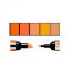 Orange Promarkers