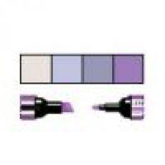 Purple Promarkers
