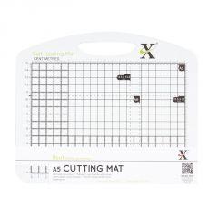 Xcut - A5 Self Healing Duo Cutting Mat - Black & White