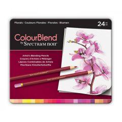 Spectrum Noir - ColourBlend Pencils - Florals 24pcs