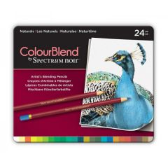 Spectrum Noir - ColourBlend Pencils - Naturals 24pcs