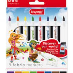 Sakura - Fabric Markers - Pack of 8