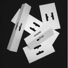 Blank Header Cards