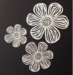 Artoz Laser Cuts - Flowers