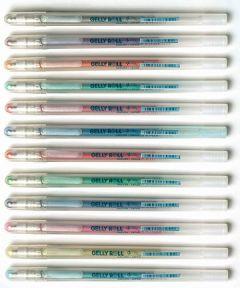 Sakura Gelly Roll Stardust Pens