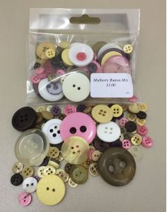 Mulberry Button Mix