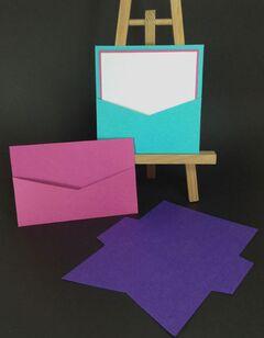 Colorplan 270gsm Pocket Card