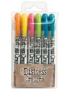 Tim Holtz - Distress Crayons - Set 1
