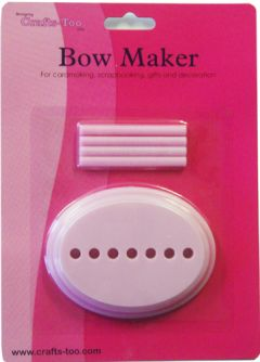 Crafts-Too Bow Maker