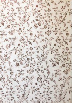 Artoz A4 Handmade Paper - Flowers Bronze