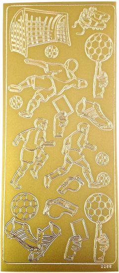 Football (Peel Offs - Sport)
