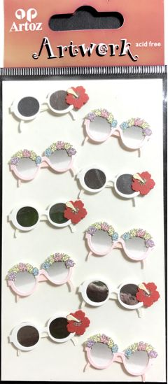 Sunglasses - Artwork Toppers