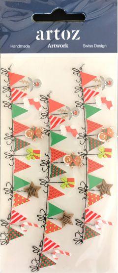 Artwork - Christmas Bunting