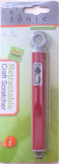 Tonic - Retractable Craft Scratcher
