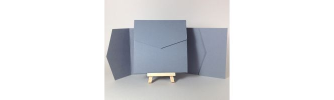 Colorset 270gsm 100% Recycled 130x130mm Pocketfolds