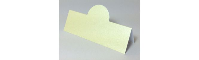 Centura Pearl Pop-Up Place Cards