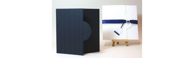 Savile Row 300gsm Half Moon Card Blanks