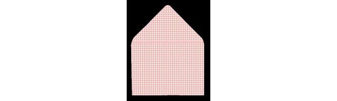 Printed Gingham, Plaid and Tartan Envelope LINERS