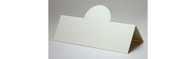 Conqueror Wove Whites 300gsm Pop-Up Place Cards