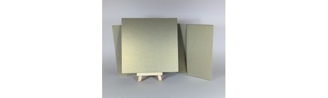 Curious and Stardream Metals 148x148mm Pocketfolds
