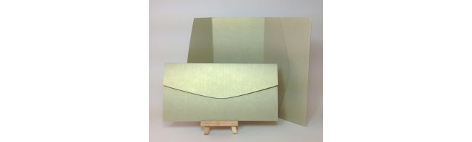 Curious and Stardream Metals 210x105mm Pocketfolds